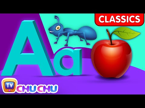 ChuChu TV Classics - Phonics Song with Two Words | Nursery Rhymes and Kids Songs