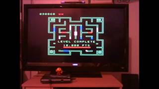 Mouse Trap: Skill 3 (Colecovision Emulated) by DuggerVideoGames