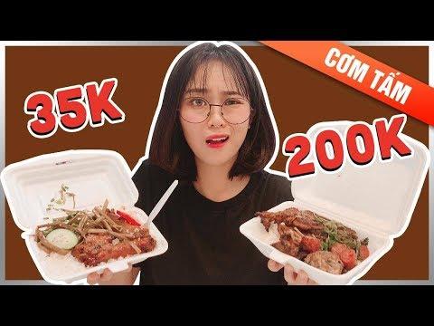 Misthy mê mẩn Cơm Tấm MẮC NHẤT Sài Gòn. 200k/phần || WHAT THE FOOD - TẬP 11 - Thời lượng: 10 phút.