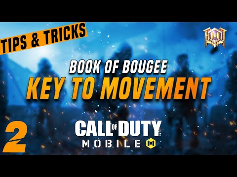 HOW TO ADVANCE YOUR MOVEMENTS - CALL OF DUTY MOBILE- BATTLE ROYAL- TIPS & TRICKS - EP.2