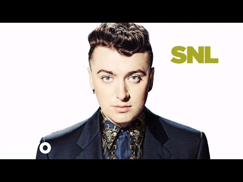 Sam Smith - Stay With Me (Live on SNL)