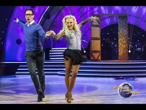 Karlien van Jaarsveld talks Strictly Come Dancing on Top Billing