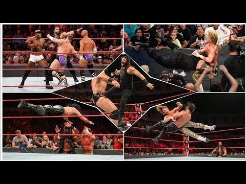 WWE Raw 25 June 2018 Full Show   WWE Monday Night Raw 6 25 18 Full Show   YouTube