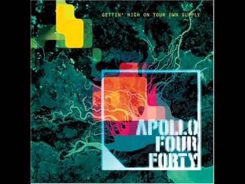 Tekst piosenki Apollo 440 - Crazee Hore po polsku