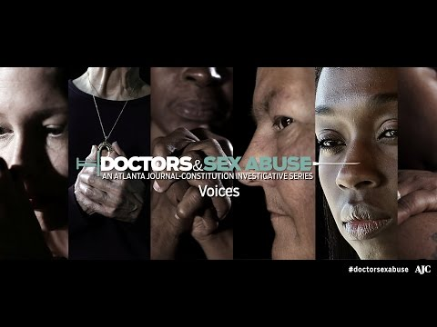 Doctors and Sex Abuse: Voices of doctor sex abuse