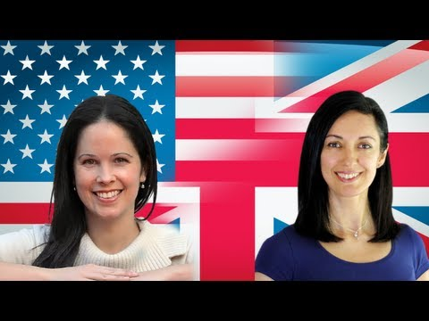 pronunciation - In this English lesson, we will be comparing British pronunciation with American pronunciation. I will be covering consonants 'r' and 't', as well as common ...