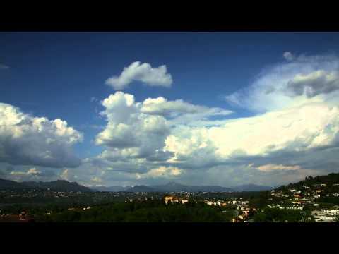 Il cielo sopra Varese