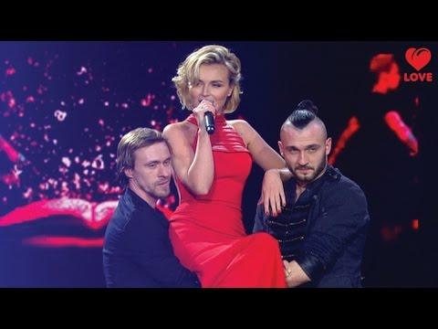 DOWNLOAD LAGU Полина Гагарина - Шагай BIG LOVE SHOW 2015 FREE MP3 DOWNLOADS MP3TUBIDY