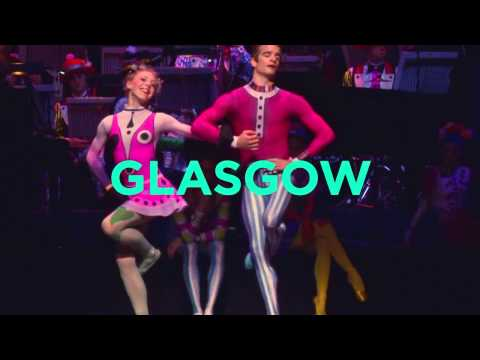 Scottish Ballet - Up Close