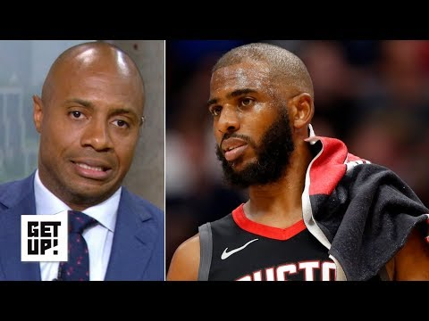 Chris Paul went from superstar, to star, to tradeable asset – Jay Williams | Get Up!