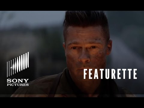 Fury (Featurette 'Recreating Hell')