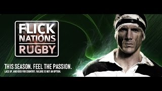 Flick Nations Rugby YouTube video