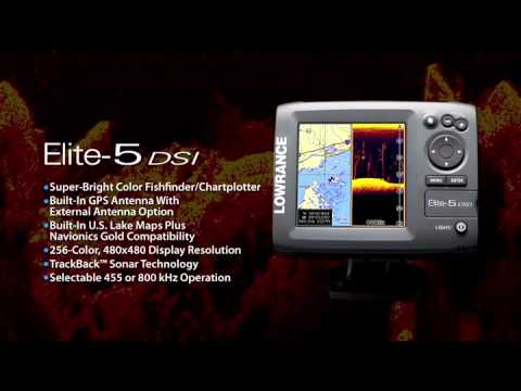 Lowrance DSI - DownScan Imaging