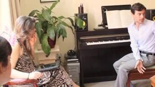 "Piano lessons London at WKMT - Memorisation Process Full ""Recap"""
