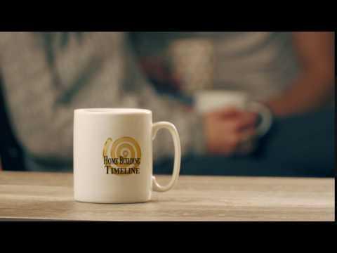 Coffee mug gold