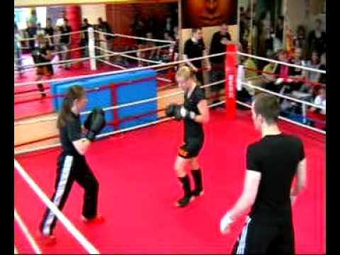 Frauen Vollkontakt Kickboxen Berlin