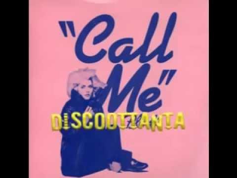 1980 CALL ME BLONDIE EXTENDED VERSIONdescargaryoutube com