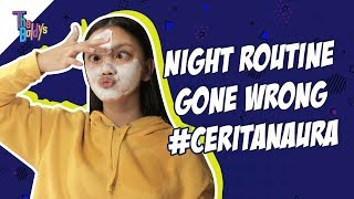 Video The Baldys - Night Routine Gone Wrong #ceritanaura MP3, 3GP, MP4, WEBM, AVI, FLV April 2019