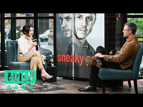 "Libe Barer Talks About The New Season Of ""Sneaky Pete"""