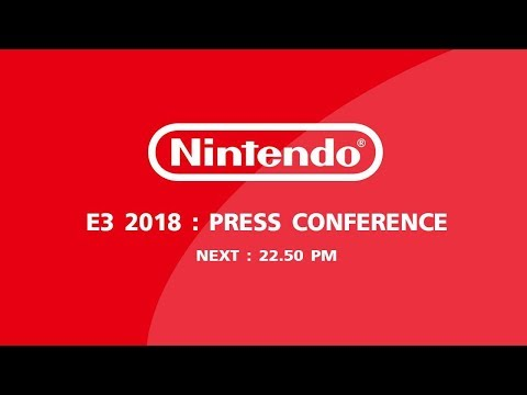 ซุยขิงๆ Midnight : E3 2018 ค่าย Nintendo ผู้มีแต่ความสุขที่จะให้^^