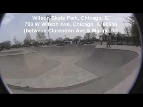 Wilson Skate Park 700 W Wilson Ave Chicago Il 60640