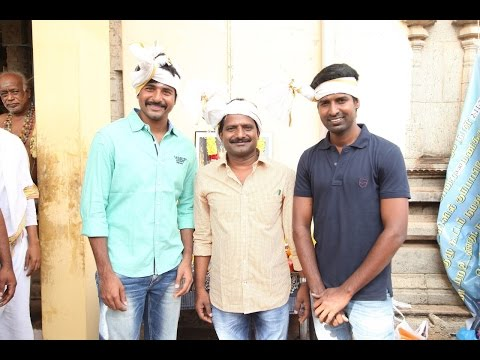 Sivakarthikeyan New Movie Rajini Murugan Movie Pooja | Next Movie | N.Lingusamy, Soori Comedy