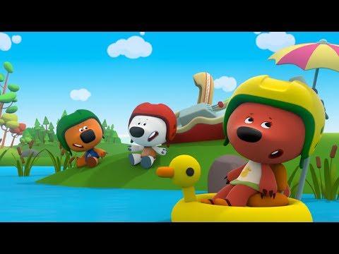 Ми-ми-мишки - Новые серии 2017 Речные гонки - Лучшие мультики для детей