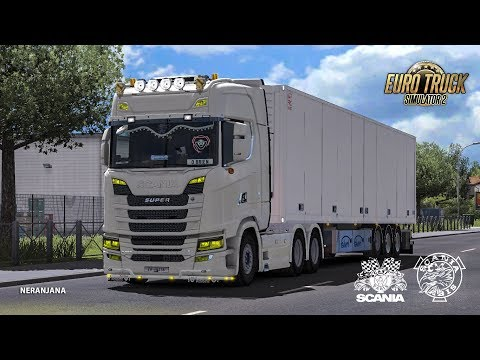 Scania Next Gen-ReMoled v1.7 1.32.x