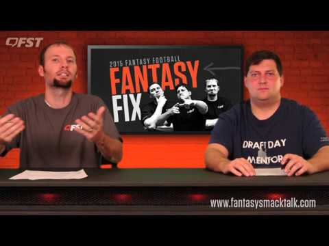 2015 Fantasy Football: Week 4 Fantasy Fix thumbnail