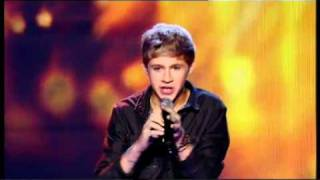 The X Factor - One Direction - Viva la Vida - Live Shows Episode 1 (9/10/10 - 9th October 2010)