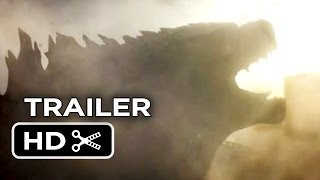 Godzilla Official Teaser Trailer #1 (2014)