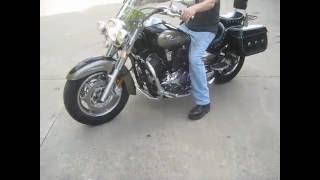 9. 2005 V-STAR 1100 SILVERADO $3000 FOR SALE WWW.RACERSEDGE411.COM