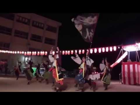 乱痴気 和歌浦小学校夏祭り2015(2日目)夏フェス