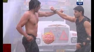 Video Mahakumbh: Dansh and Rudra shoots monsoon fight download in MP3, 3GP, MP4, WEBM, AVI, FLV January 2017
