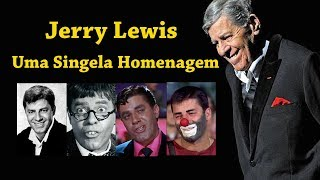 "Tributo a Jerry Lewis o eterno ""Rei da Comédia"" música: ""Send in the Clowns"" - Stephen Sondheim Isn't it rich? Are we a pair?"