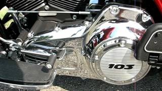 9. 2011 Harley Davidson FLTRU Road Glide Ultra