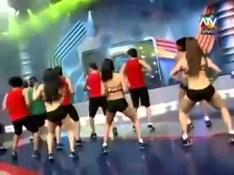 Combate ATV - El Baile De La Gallina ?HD 2013? (Nueva Coreografia) ?VIDEO ORIGINAL?