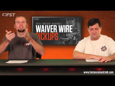 Fantasy Baseball: Top Waiver Wire Pickups for Week 21 thumbnail