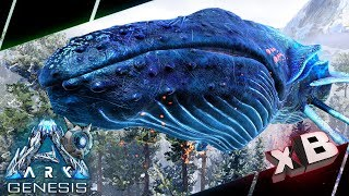 Let's Play ARK: Genesis | Space Whale Taming! (Astrocetus) [E14]