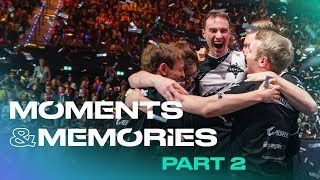 Moments & Memories of Playoffs | #LEC Spring 2019 by League of Legends Esports