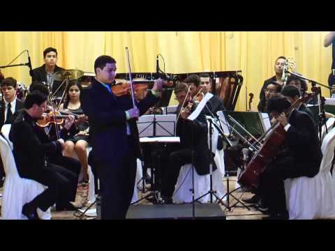 Concerto Filarmônica Orquestra em Ação - Ouro Preto do Oeste - Solos Allan Erick e Filipe Dost