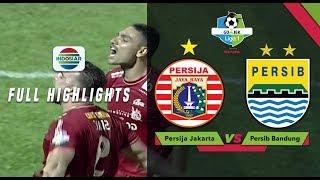 Video Persija Jakarta (1) vs (0) Persib Bandung - Full Highlight | Go-Jek Liga 1 Bersama Bukalapak MP3, 3GP, MP4, WEBM, AVI, FLV September 2018