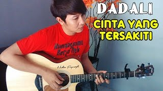 Video (Dadali) Cinta Yang Tersakiti - Nathan Fingerstyle | Guitar Cover MP3, 3GP, MP4, WEBM, AVI, FLV November 2018