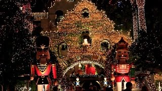 Riverside (CA) United States  City new picture : Mission Inn Festival of Lights in Riverside, CA
