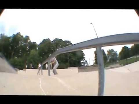 O'Brien Skate Park Edit 2012
