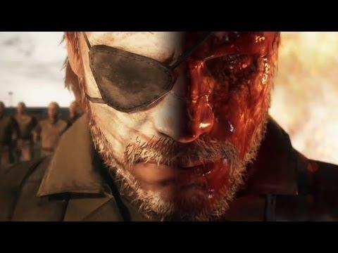 Metal Gear Solid V : The Phantom Pain Xbox One
