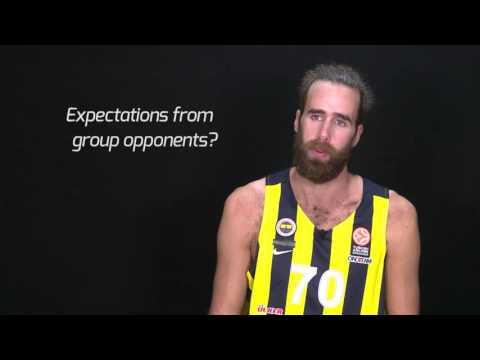 Pre-season Interview: Luigi Datome, Fenerbahce Istanbul