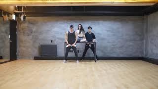 Sunmi Gashina Mirrored Dance Practice    ���