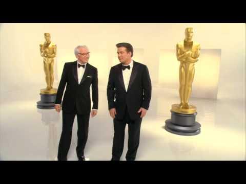 Oscars 2010: Nepovedené natáčení upoutávky