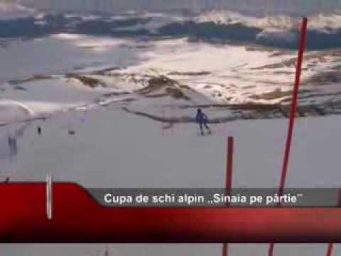 """Cupa de schi alpin """"Sinaia pe pârtie"""""""